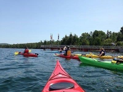Corolla, NC kayak rentals