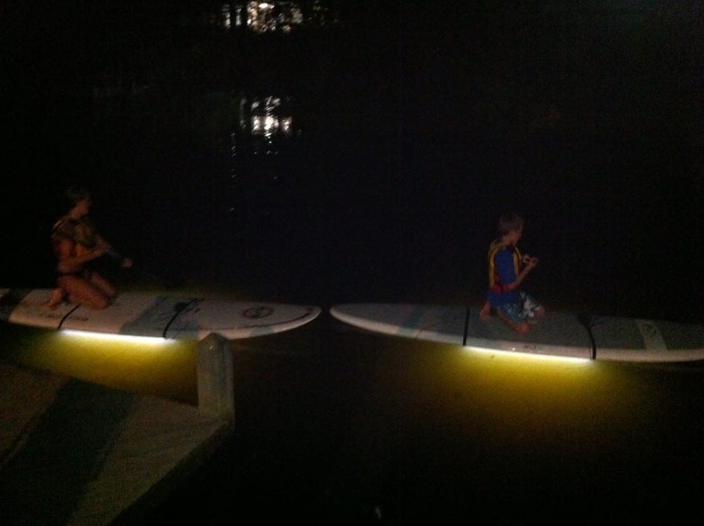 Outer Banks Night SUP Tours