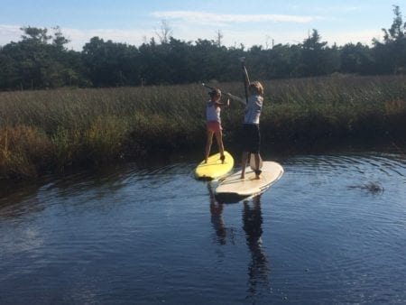 Frisco Stand Up Paddleboarding
