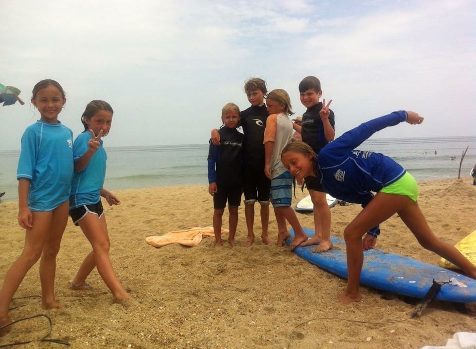 3 Day Surf Camps