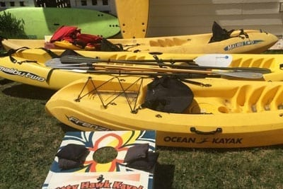 Kayaking Trips On The Outer Banks Safe Fun Educational