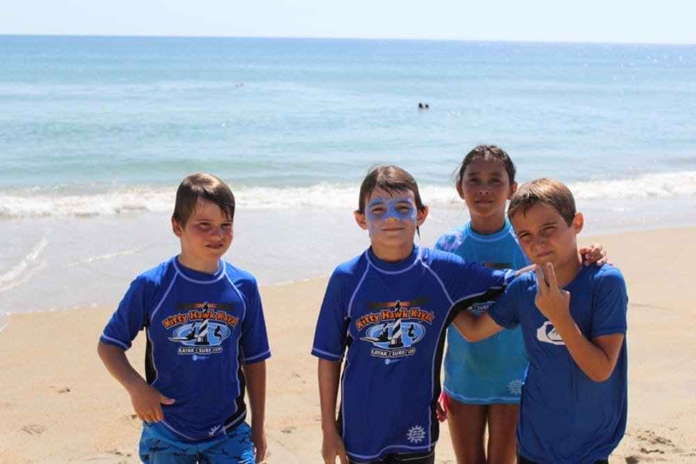 Outer Banks Summer Surf Camps 5 Day Shredutopia