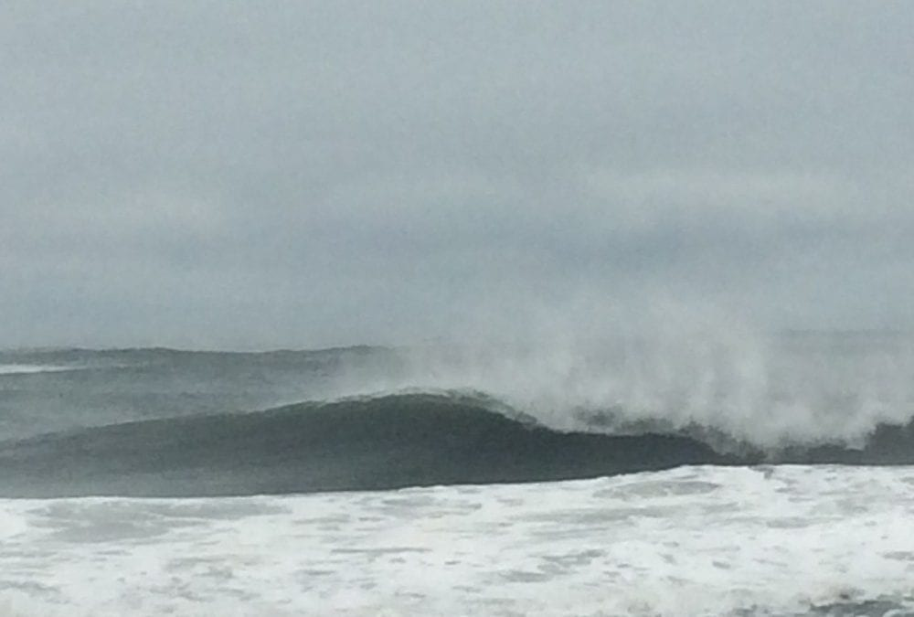 Off Season Surf on the Outer Banks