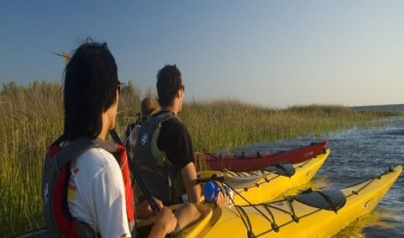 Cape Hatteras National Seashore Kayak Tour
