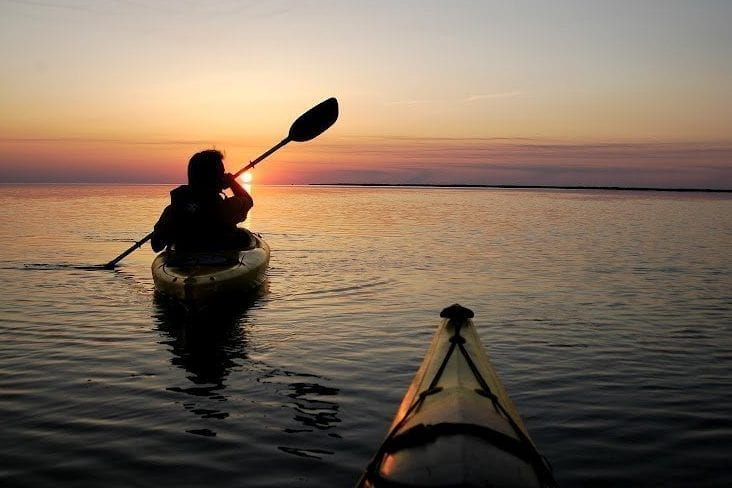 Duck Kayak Tour