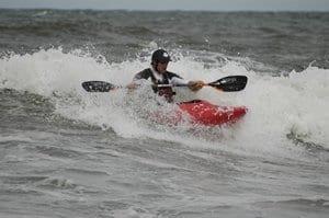 Ocean Kayak Lessons
