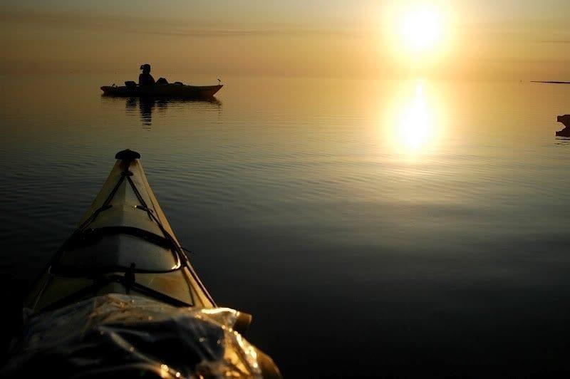 Pea Island Kayak Tour
