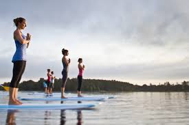 Outer Banks SUP Yoga
