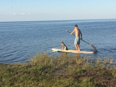 Outer Banks Stand Up Paddle