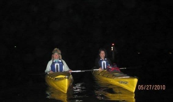 Night Kayak Tours
