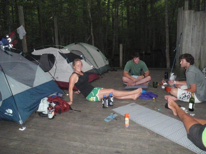 OBX Kayak Camping Retreats